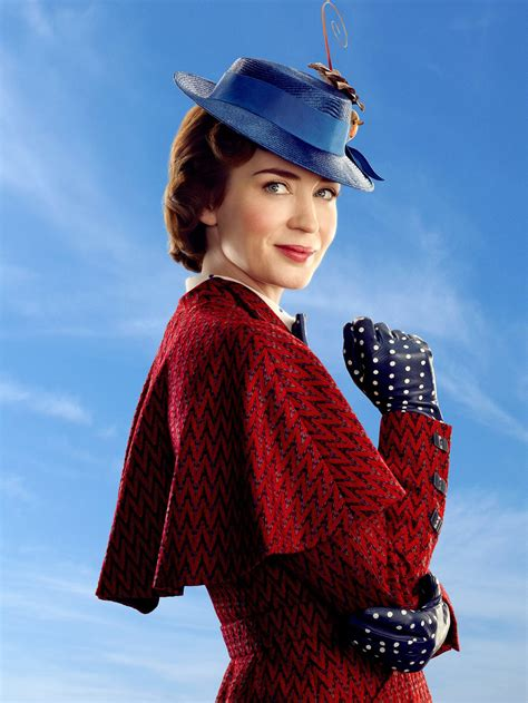 First teaser with Emily Blunt in 'Mary Poppins Returns