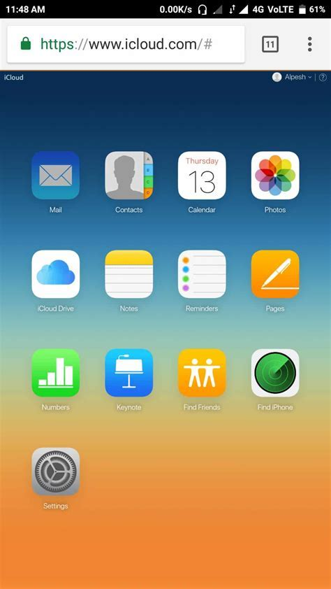 Icloud bejelentkezés android | sign in to icloud to access