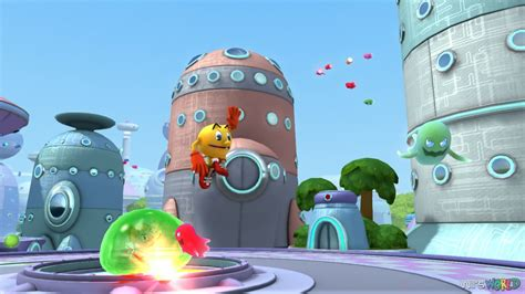 PAC-MAN and the Ghostly Adventures on Wii U
