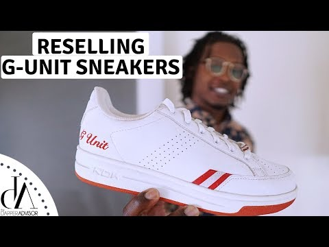 50 Cent Reflects On Reebok Shoe Deal