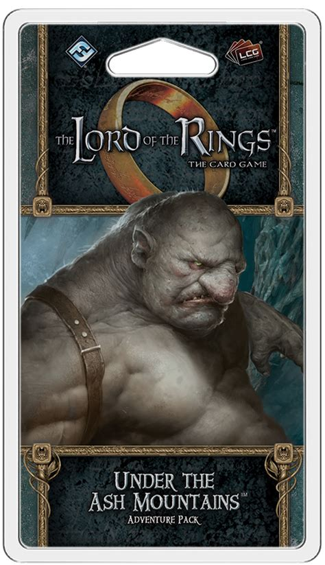 Lord of the Rings LCG Under the Ash Mountains - Vengeance
