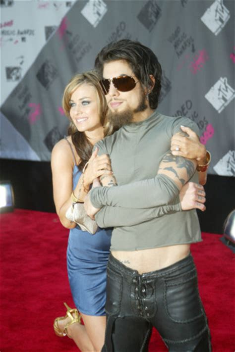 Celebrity Wedding Anniversary: Carmen Electra and Dave