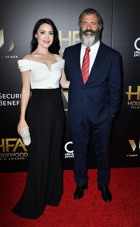 Mel Gibson Welcomes His Ninth Child   E! News