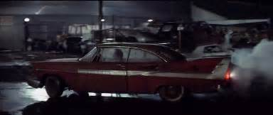 """All the Cars in """"Christine"""" (1983)"""