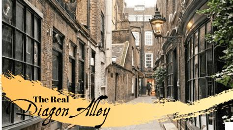How to Find the Real Diagon Alley in London | Free Tours