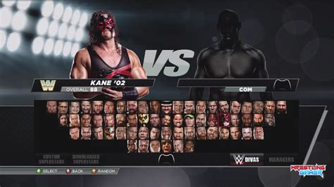 WWE 2K15 How To Unlock Kane '02