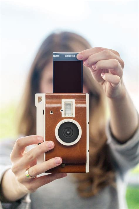 Lomography Announces Their First Instant Film Camera - The
