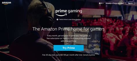 Gaming added to Amazon Prime benefits - Cartt