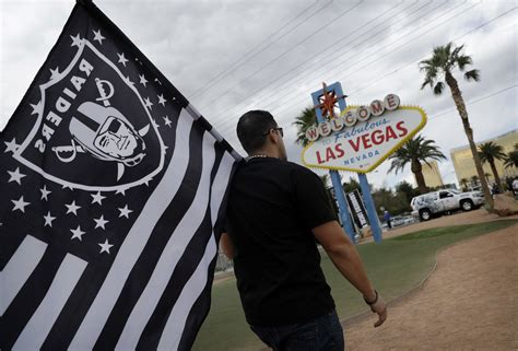 Raiders could be quite the road rage with traveling NFL