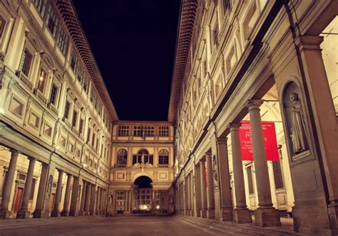Uffizi Gallery: After-Hours Guided Tour of the Uffizi