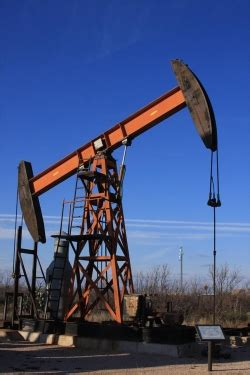 Old Stuff from the Oil Fields - Pumping Jacks