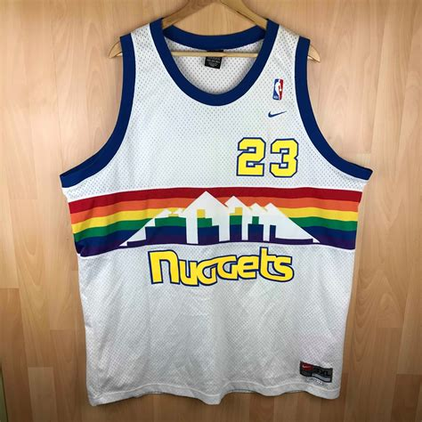 Marcus Camby Denver Nuggets Nike NBA Jersey 3XL