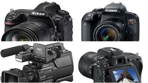 Camera Price in Nigeria - (July 2020) Buying Guide