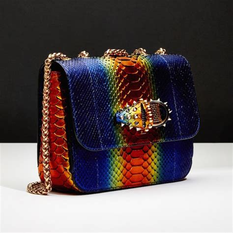 Precious Metals: Best Holiday Party Handbags from