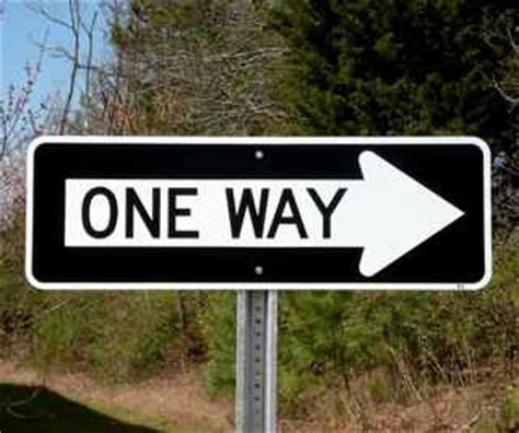 One Way Signs - Regulation One Way Street Signs by Rice Signs