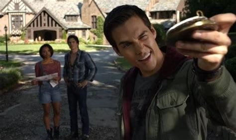 The Vampire Diaries Exclusive: Chris Wood on Becoming Kai