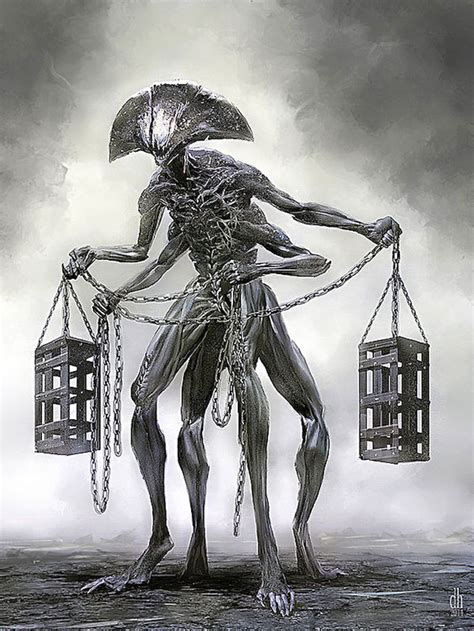 If the Zodiac were sinister occult monsters