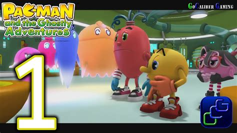 Pac-Man And The Ghostly Adventures Walkthrough - Gameplay