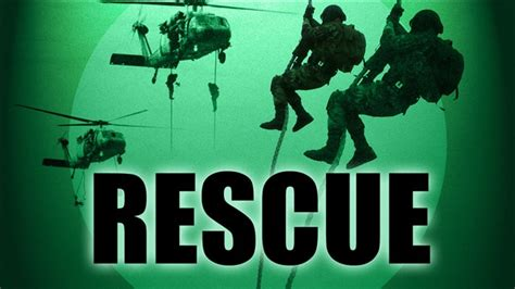 American Hostage Rescued in West Africa by SEAL Team 6 in