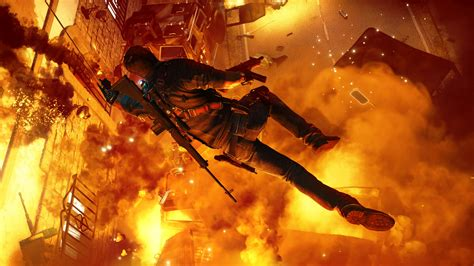 Just Cause 3 In-Game 1080p Screenshots Released, Looks