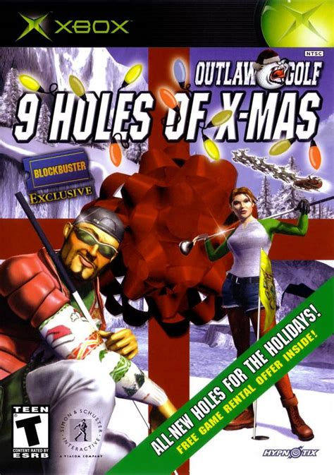 Outlaw Golf: 9 Holes of Christmas Xbox
