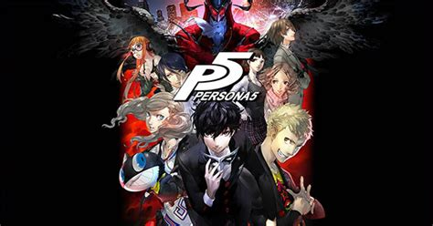 Persona® 5 for PlayStation 3 and PlayStation 4!