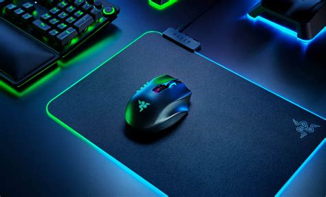 Razer Launches The Naga Pro, The Wireless Do-It-All Gaming