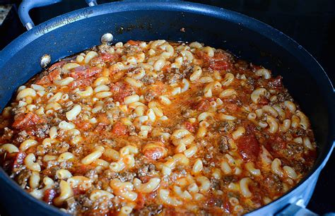 23 Ground Beef Recipes with Potatoes or Pasta