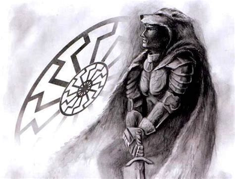 In Norse mythology, Ulfhednar are berserker type warriors