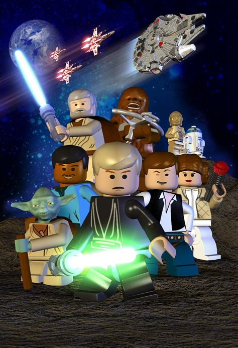 Custom:LEGO Star Wars The Video Game (Redesigned