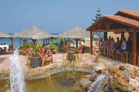 Cactus Beach Hotel - Stalis, - read customer reviews and