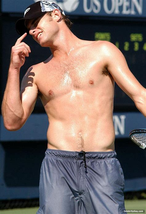 Andy Roddick Shirtless – The Male Fappening
