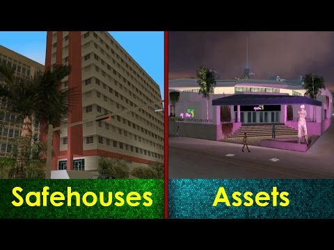 Grand Theft Auto: Vice City rampage locations guide