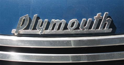 Plymouth related emblems | Cartype