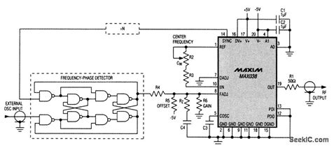 PLL_WITH_DIVIDE_BY_N_CIRCUIT - Basic_Circuit - Circuit