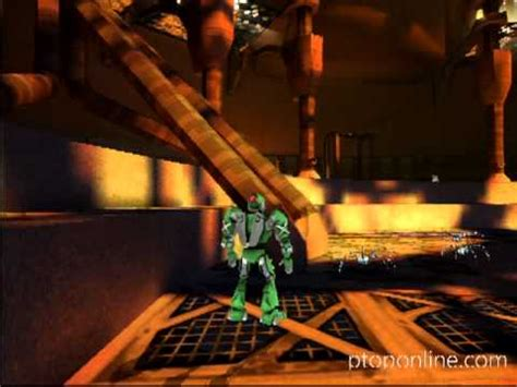 Bionicle 2 : City of Legends | Unreleased Xbox Game - YouTube