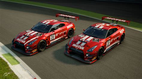 Nissan GT-R Nismo GT3 back on track in the Blancpain GT