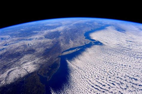 Earth from space: photos from ISS - You Can See The Milky Way