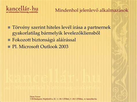 PPT - Kriptográfia PowerPoint Presentation, free download