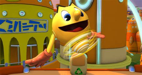Pac-Man and the Ghostly Adventures (Wii U) Game Profile