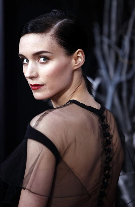 Rooney Mara Claims Malick's 'Lawless' Won't Shoot for Some