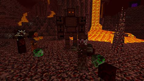 Better Nether (Concept) Add-on   Minecraft PE Mods & Addons