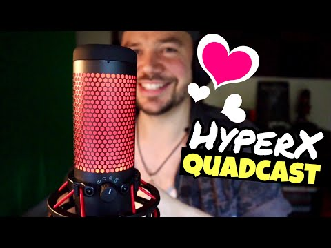 HyperX QuadCast USB Microphone Review: A New Contender