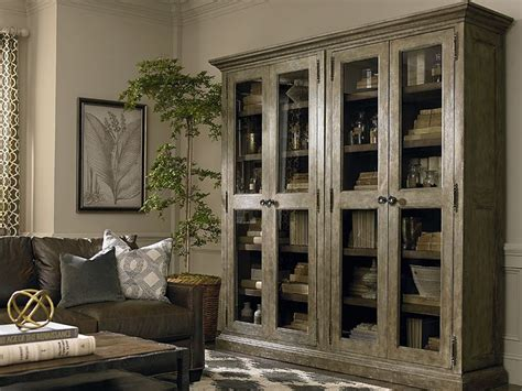 Compass Tall Double Display Cabinet | Home decor, Decor