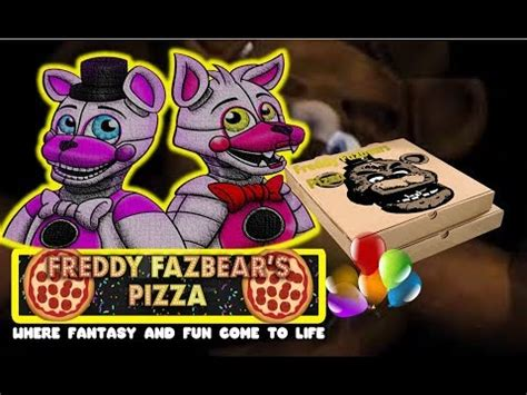 FREDDY FAZBEAR'S PIZZA PHONE NUMBER THAT WORKS | CALLING