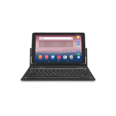 Alcatel Pixi 3 10 inch WIFI Android Tablet + Keyboard Case