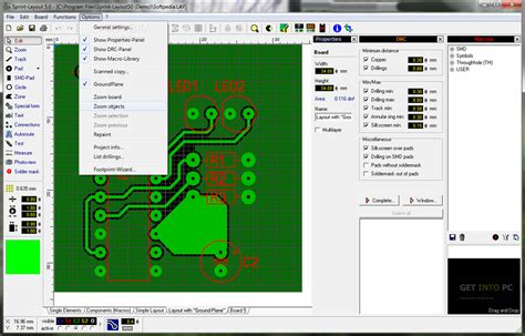 Sprint Pcb Free Software - PCB Designs