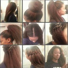 21 Best crochet weave styles images | Natural hair styles