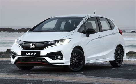 2018 Honda Jazz Sport (ZA) - Wallpapers and HD Images