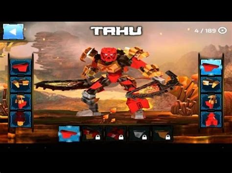 LEGO® BIONICLE® Mask Of Creation - Android and iOS